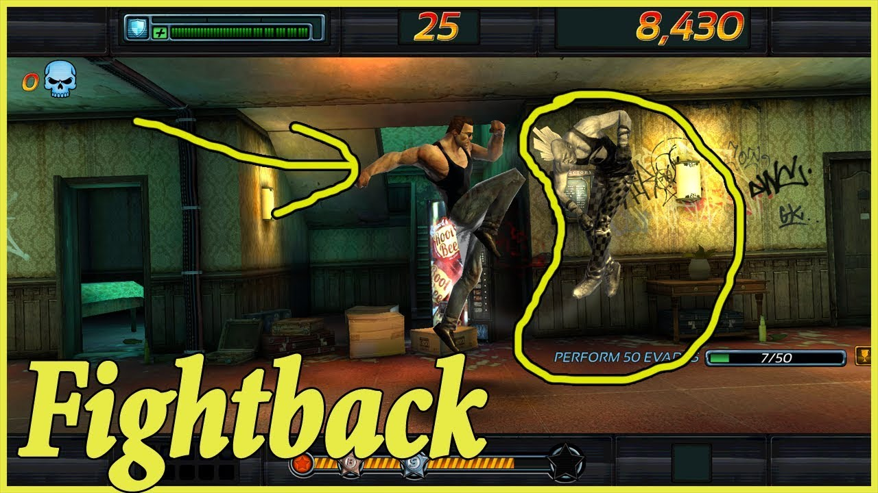 Fightback Mod Apk Data Unlimited Gold Money No Root For Android