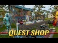 RuneScape: The QUEST Point Shop! - New RS3 Content
