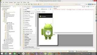 Free Android Application Development Tutorial 06 - FrameLayout in Android