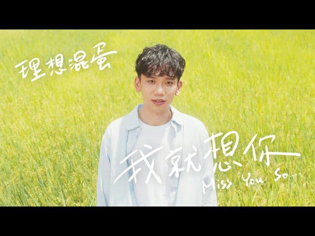 理想混蛋 Bestards【我就想你 Miss You So...】Official Music Video