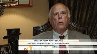 trayvon martin autopsy today show 5 17 12 intermediate range explained