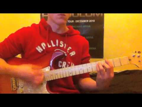 Mcfly - 5 Colours In Her Hair - Guitar Cover