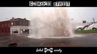 Cherokee Street Geyser Failed Society