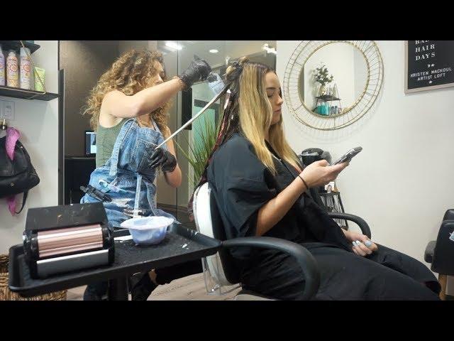 MEET ME! Kristen Mackoul Hair Artist