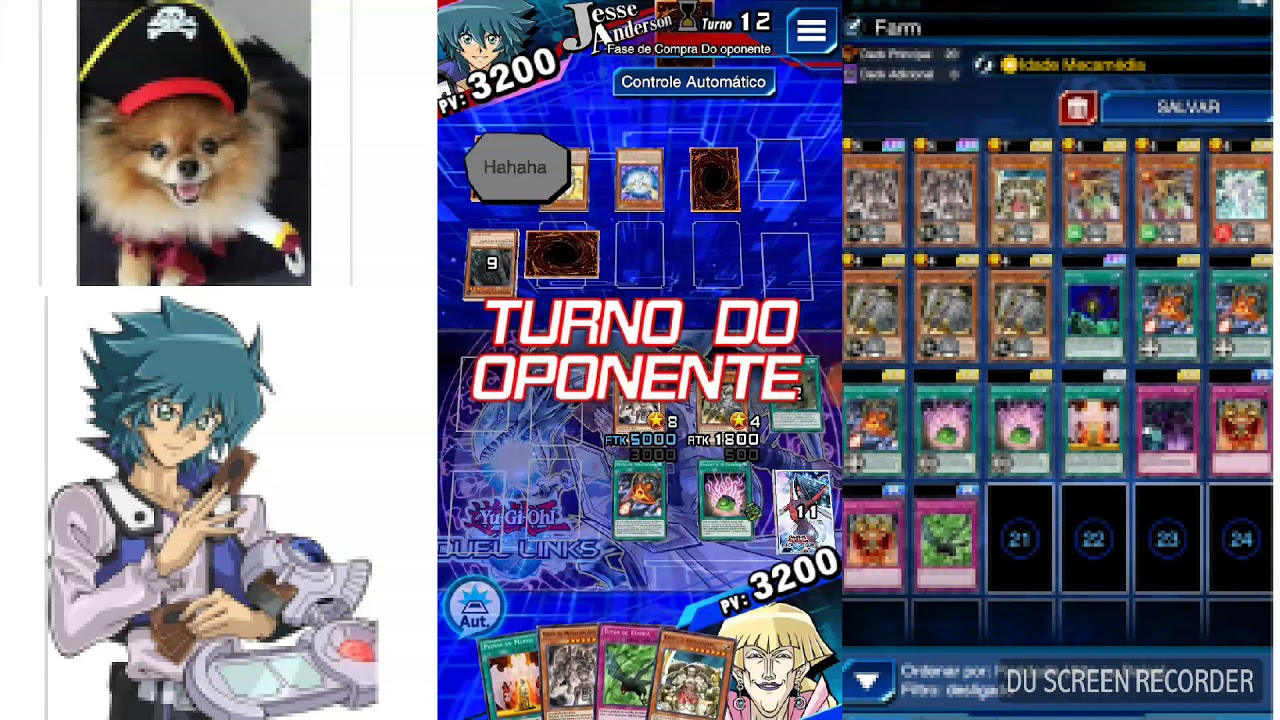 how to get jesse anderson in duel links