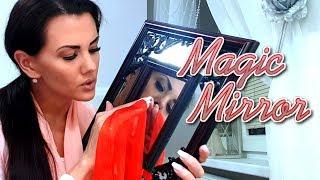 Kouzelné zrcadlo (zmizení šátku)