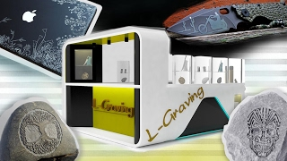 L-Graving. Project from Russia for IndieGoGo