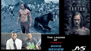 The Legend of Tarzan (2016) | MOVIE REVIEW (Spoiler Free!)