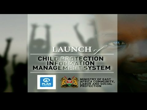 LIVE: Child protection - Launch of the Child Protection Information Management System