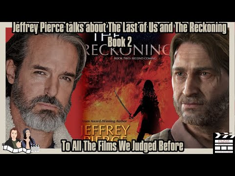 Jeffrey Pierce talks about HBO's The Last Of Us, The Reckoning Book 2