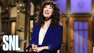 Sandra Oh Monologue - SNL