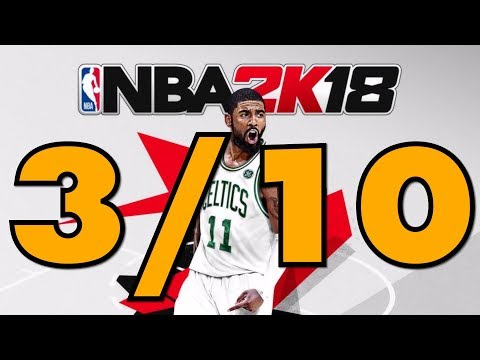 2K Games Pressures Site Over NBA 2K18 Review Score