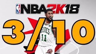 2k games pressures site over nba 2k18 review score