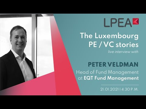 The Luxembourg PE/VC Stories with Peter Veldman