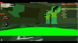 lukejope's ROBLOX video Undead Coming