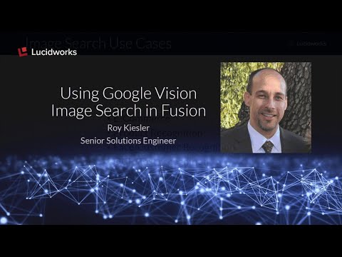 Webcast: Using Google Vision Image Search in Fusion