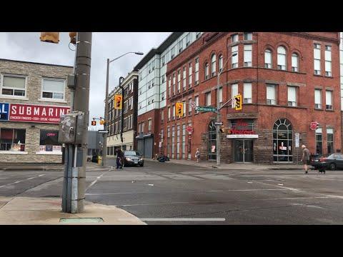 Brantford Ontario Canada | City Walking Tour