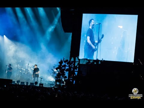 Closer by Nine Inch Nails with Trent Reznor - Live at Riot Fest 2017 in Chicago