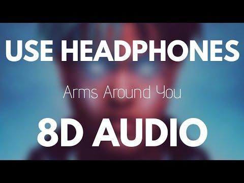 XXXTENTACION & Lil Pump - Arms Around You (8D AUDIO) Ft. Maluma & Swae Lee