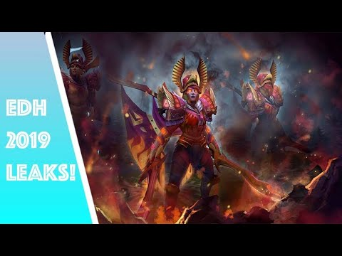 New Commander 2019 Spoilers! - August 8th - MTG Spoilers!