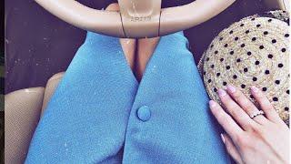 VLOG за рулем   Как относится муж к моему вождению   ответы на ваши вопросы