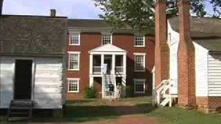 The McLean House, Appomattox Court House