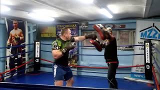 Buliński vs Laszuk na PLMMA. Ekomach finansuje treningi z Mistrzem Świata kickboxingu.