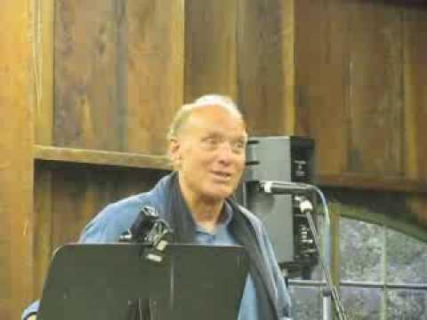 David Harris at the land reunion 2013