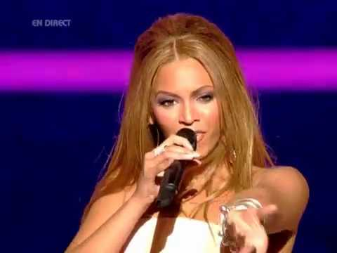 Beyoncé | Baby Boy/Crazy In Love (Medley) | Live at NRJ Music Awards (2004) | Remastered