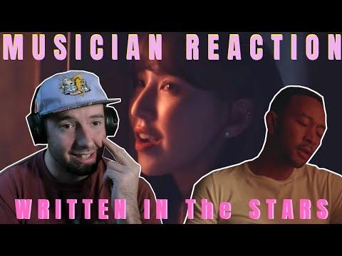 MUSICIAN REACTS | John Legend X 웬디 (WENDY) 'Written In The Stars' | JG-REVIEWS:K-POP Mp3