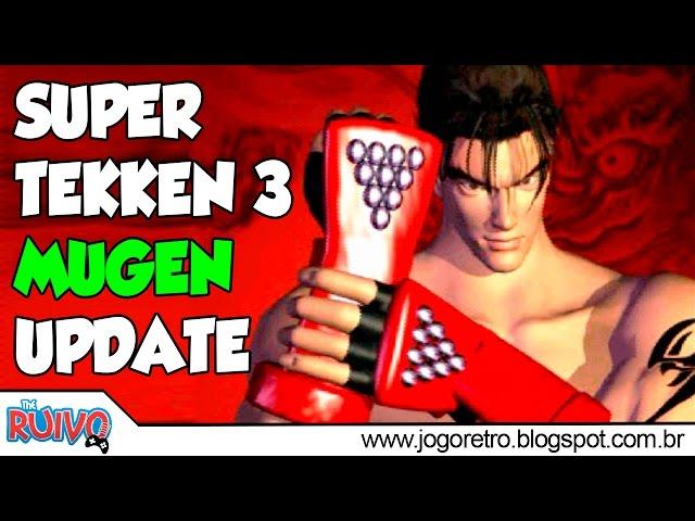 SUPER TEKKEN 3 - Mugen Download | GO GO Free Games