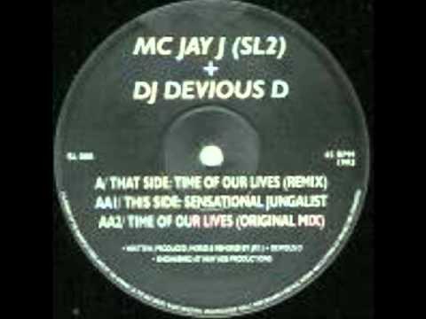 MC Jay J & Devious D - Time of our Lives (Remix)