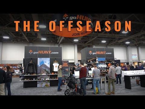 2019 Hunt Expo - THE OFFSEASON - Season 3 Episode 1