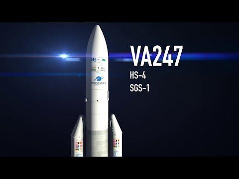 LIVE - Lancement Ariane 5 VA247