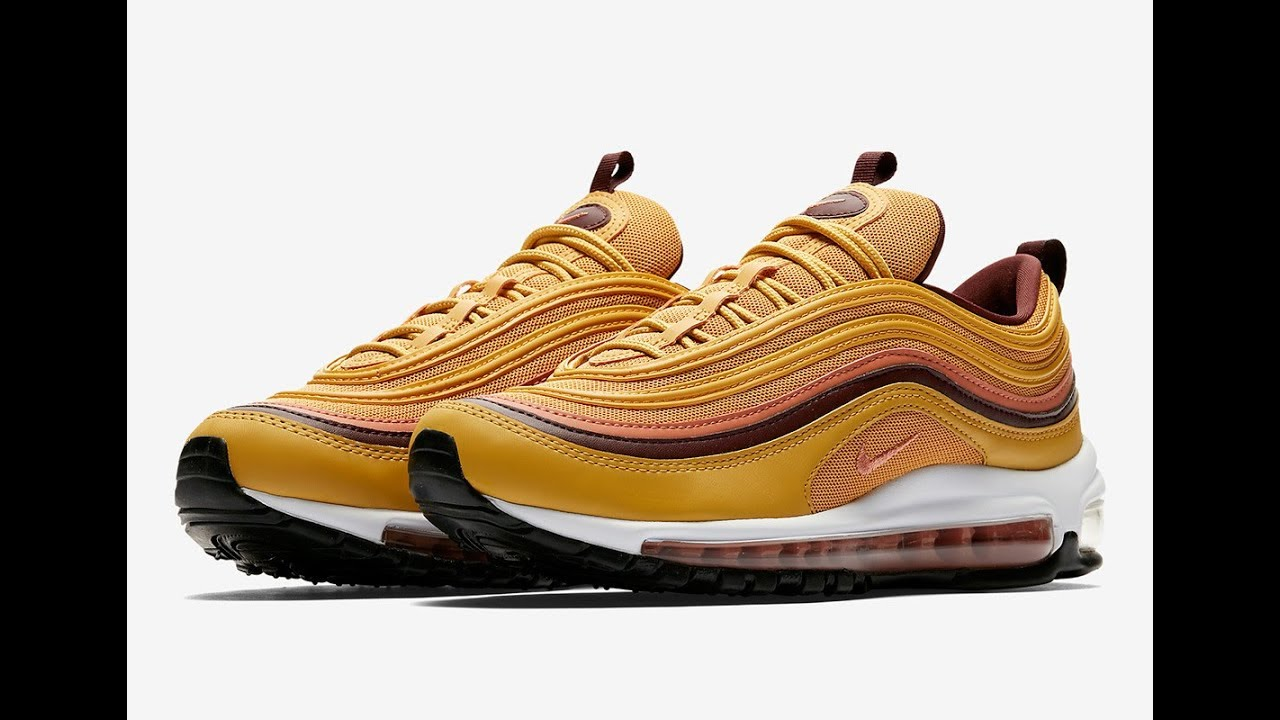 "1ea3d99d4f2c1c Nike Air Max 97 ""Mustard"" Is Coming Soon - YouTube"