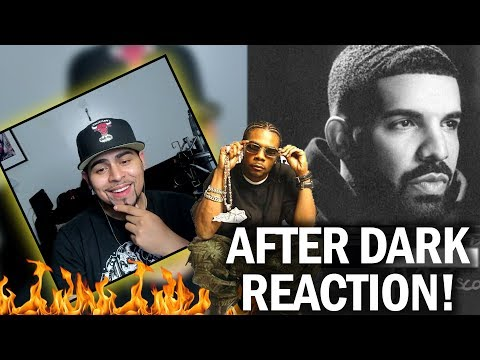 DRAKE - AFTER DARK FT. (STATIC MAJOR & TY DOLLA $IGN) REACTION (SCORPION ALBUM)