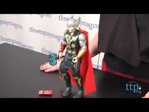 Thor: The Dark World Hammer Launch Thor from Hasbro