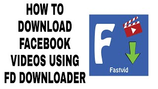 HOW TO DOWNLOAD FACEBOOK VIDEOS USING FB DOWNLOADER  STEP BY STEP TUTORIAL  TAGALOG