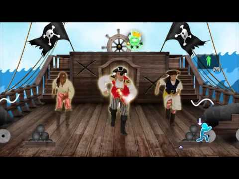 Just Dance Kids 2014 A Pirate You Shall Be