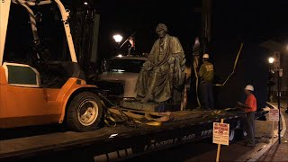 Md. Removes Statue of Dred Scott Ruling Author