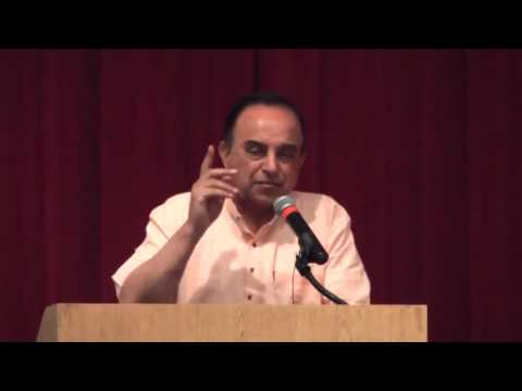 Dr Subramanian Swamy talks about India–Israel relations