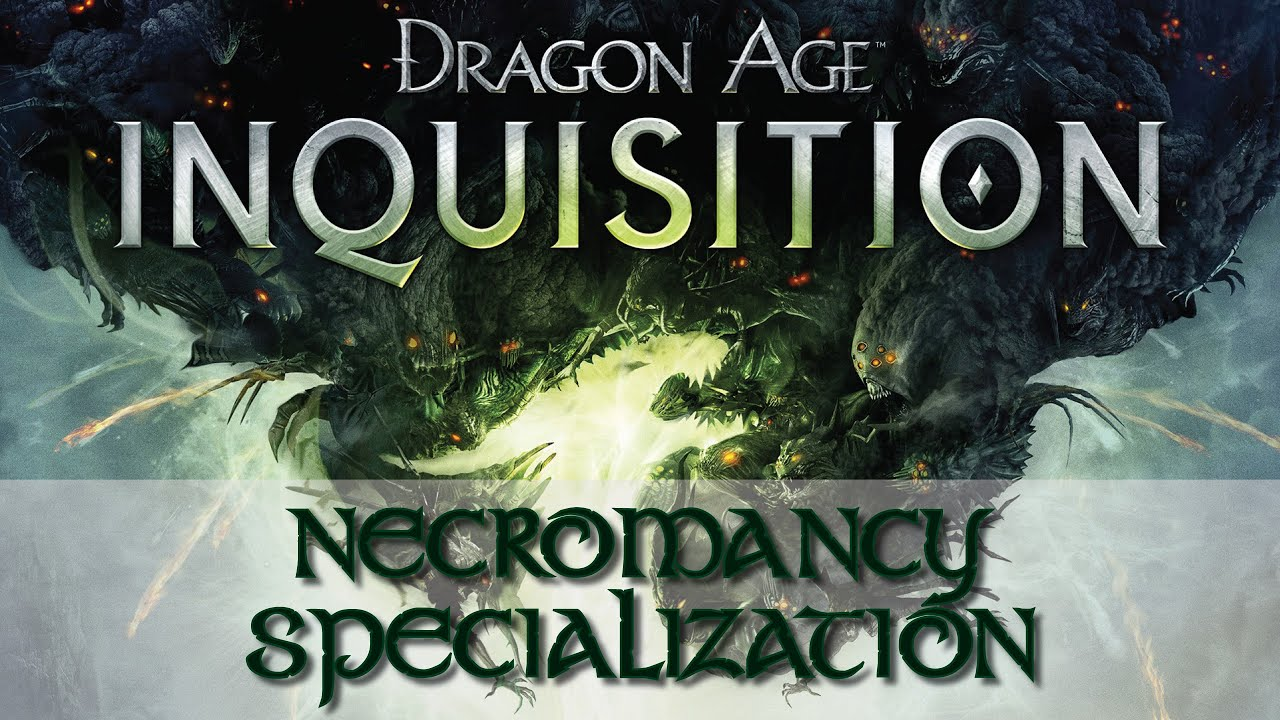 dragon age inquisition how to get specialization