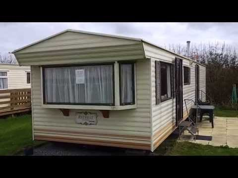 Static Holiday Caravan to let near Newquay Cornwall