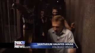 Sanitarium Haunted House in Colorado Springs