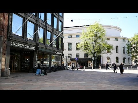 Academic Bookstore (Helsinki, Finland)