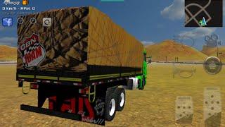 Como colocar skin sem internet no Grand truck simulator 1 e 2 skin scania R360 na verdura maracuja.