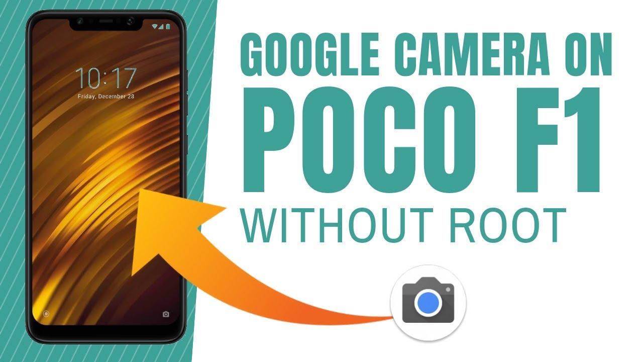 google lens apk for poco f1