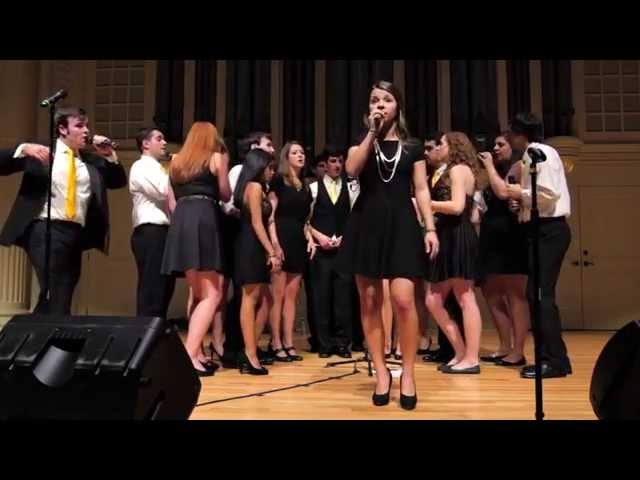 Like a Prayer (Madonna) - Vital Signs A Cappella Spring '14