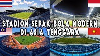 10 Best Modern Football Stadium in Southeast Asia