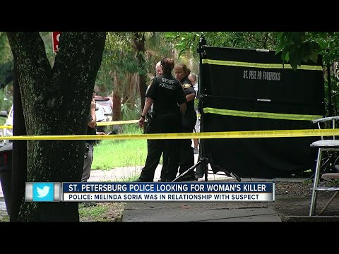 Police search for shooter who killed St. Pete woman; SWAT situation ends, search continues